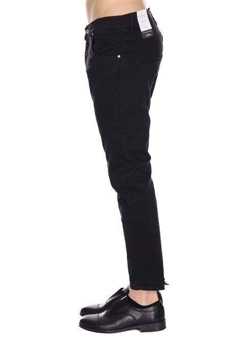 Jeans Basic Tinta Unita Daniele Alessandrini DANIELE ALESSANDRINI | Jeans | PJ5734L02140311