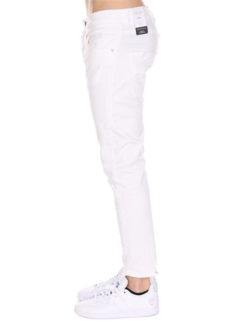 Jeans Basic Tinta Unita DANIELE ALESSANDRINI | Jeans | PJ5734L02140312