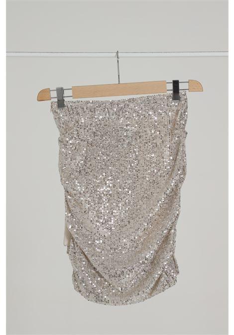 GAELLE | Skirt | GBD6553ARGENTO