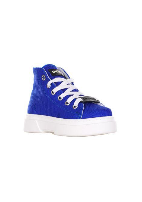 Sneakers Tinta Unita E Chiusura Con Lacci GIOSELIN | Sneakers | ATLANTA BCOBALTO