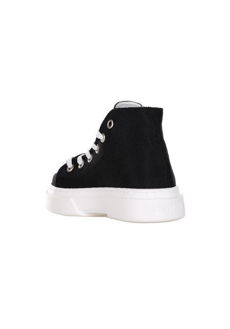 Sneakers Tinta Unita E Chiusura Con Lacci GIOSELIN | Sneakers | ATLANTA BNERO