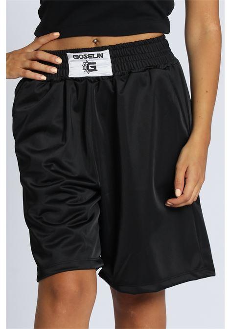 GIOSELIN | Shorts | PANTA RUGBYNERO