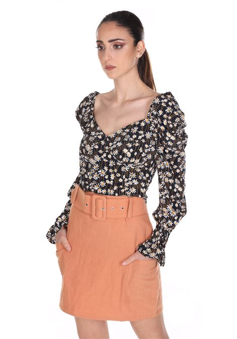 GLAMOROUS | Skirt | AN3708APRICOT