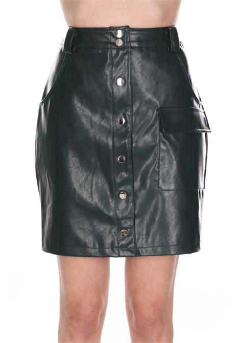 GLAMOROUS | Skirt | EA0826DARK GREEN