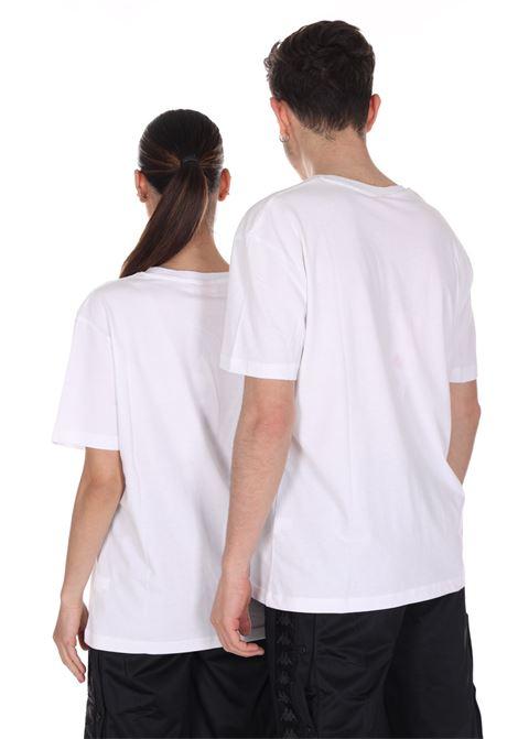 T-shirt Basic Tinta Unita Con Logo KAPPA   T-shirt   3111FQWA01