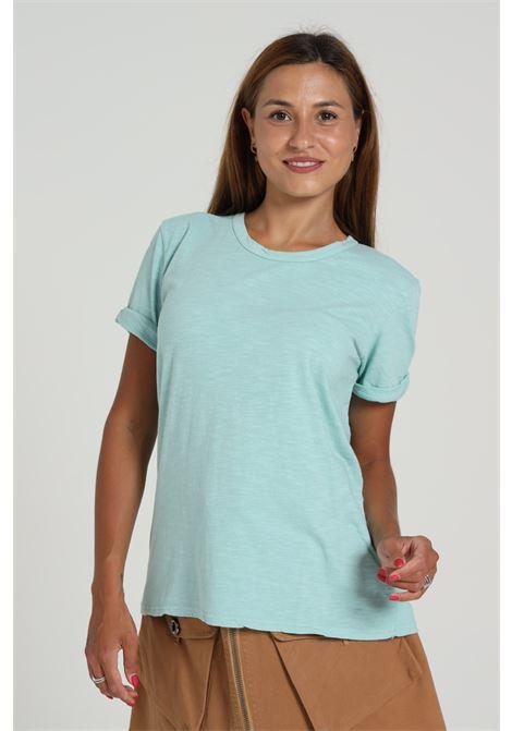 KONTATTO | T-shirt | M8056ACQUA
