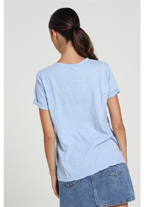 KONTATTO | T-shirt | M8056CELESTE