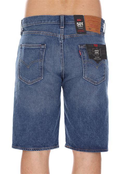 Bermuda 501 Hemmed 36512-0086 LEVI'S   Shorts   36512-00860086