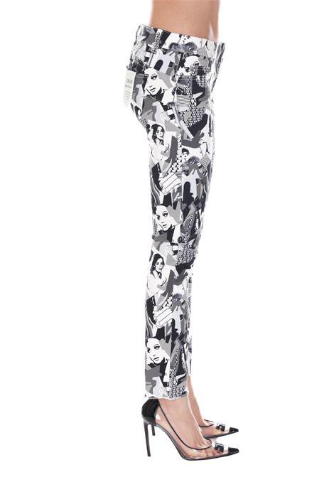 Jeans Stampato Wa0186t4047 LIU JO | Jeans | WA0186T4047U9564