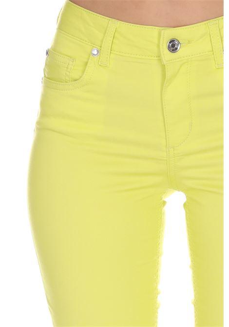 Pantalone Classico Wa0189t7144 LIU JO | Pantaloni | WA0189T714430650