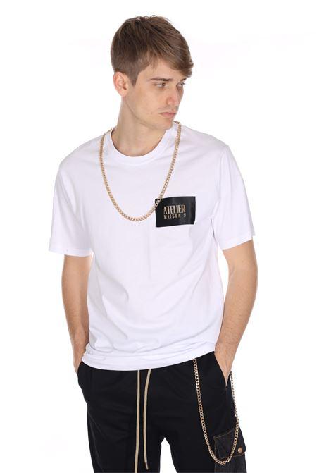 MAISON 9 PARIS | T-shirt | M2165BIANCO