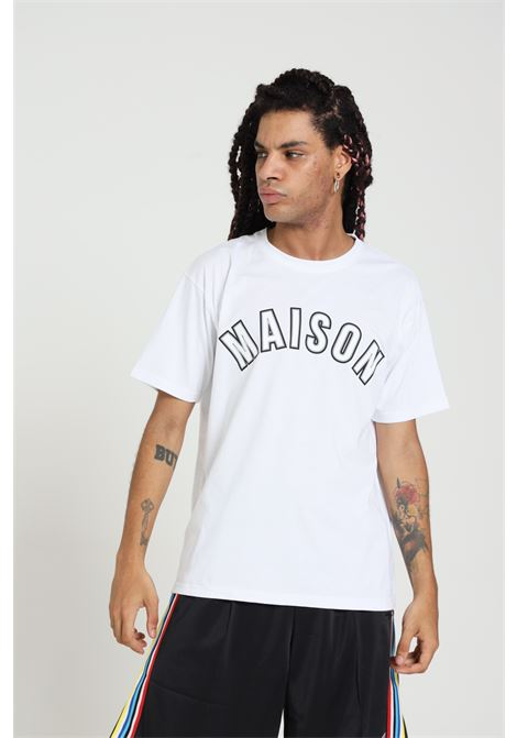 MAISON 9 PARIS | T-shirt | M9M1113BIANCO/NERO