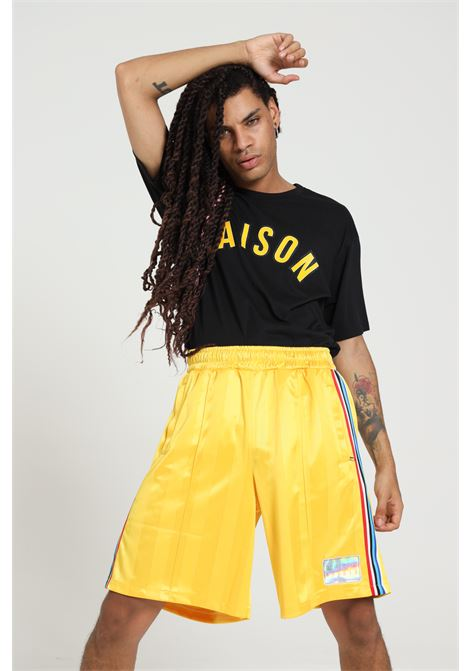 MAISON 9 PARIS | Shorts | M9S235GIALLO