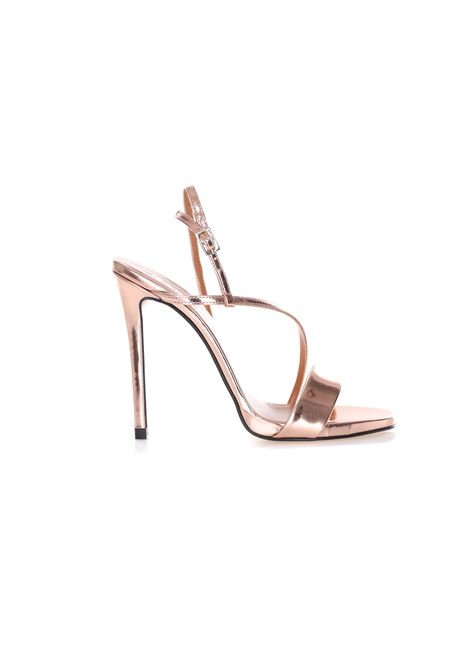 Sandalo Con Stringhe Marc Ellis MARC ELLIS | Party Shoes | MA180PLSP.PLATINO