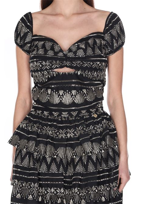 NBTS | Dress | 575NERO/ORO