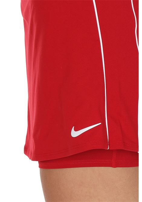 Gonna Modello Tennista Con Fascia In Vita In Lurex NIKE | Gonne | 939320687