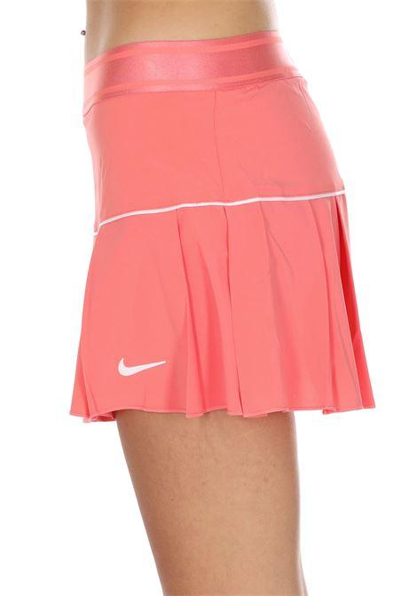 Gonna Modello Tennista Tinta Unita Con Pieghe Nike NIKE   Gonne   AT5724655