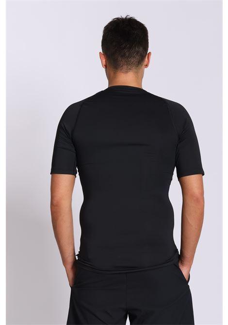 Black thermal t-shirt, short sleeve. Nike  NIKE   T-shirt   BV5631010