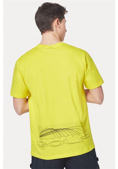 T-shirt Con Stampa Foa400050 OAKLEY | T-shirt | FOA4000505RY
