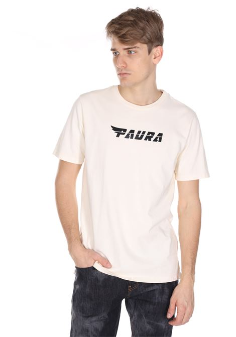 PAURA | T-shirt | 03PM101912M01103CREAM