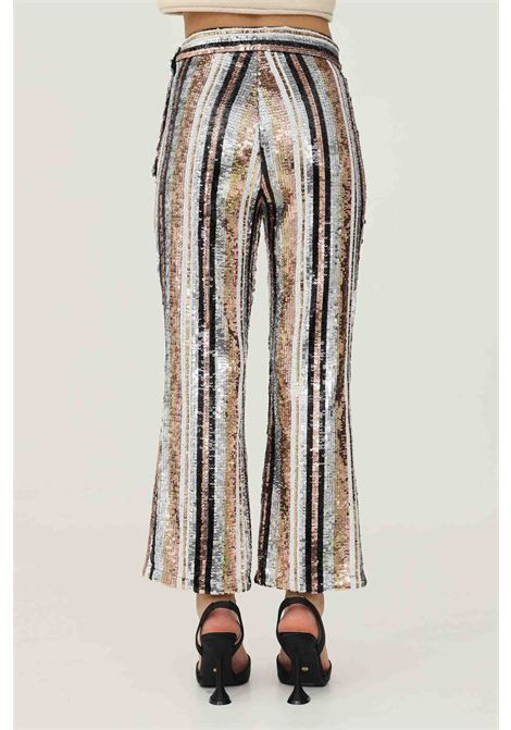Pantalone Con Pailettes P20cppa021 SIMONA CORSELLINI | Pantaloni | P20CPPA0210403