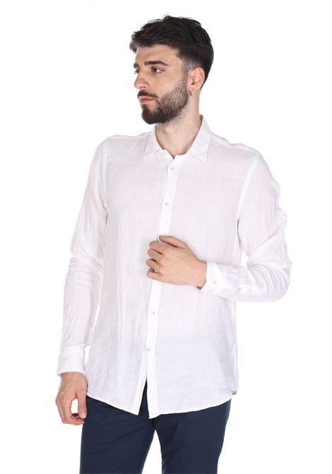 Camicia lino Sseinse SSEINSE | Camicie | CE513SSBIANCO