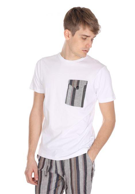 SSEINSE | T-shirt | ME1594SSBIANCO