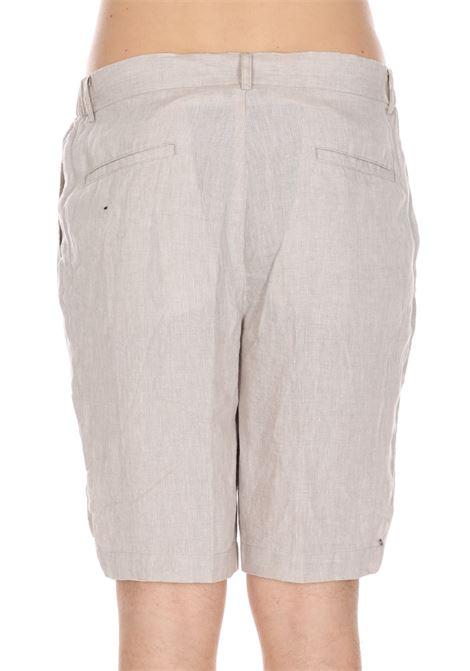 Shorts Tinta Unita Con Bottone Sseinse SSEINSE | Shorts | PB592SSBEIGE
