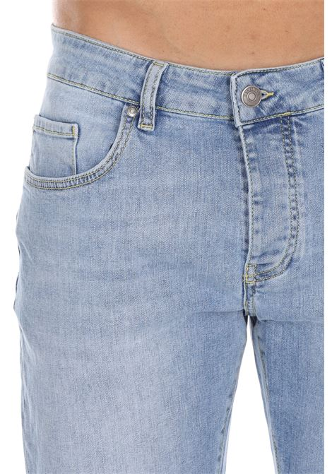 Bermuda In Denim Tinta Unita SSEINSE | Shorts | PBJ619SSDENIM