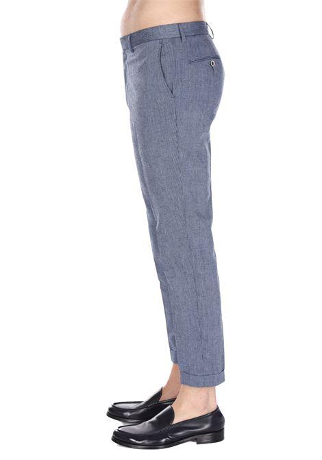 Pantalone Classico Sseinse SSEINSE | Pantaloni | PCE583SSBLU/NAVY
