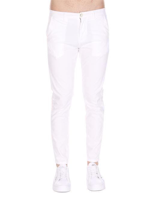 Pantalone Classico Sseinse SSEINSE | Pantaloni | PSE558SSBIANCO