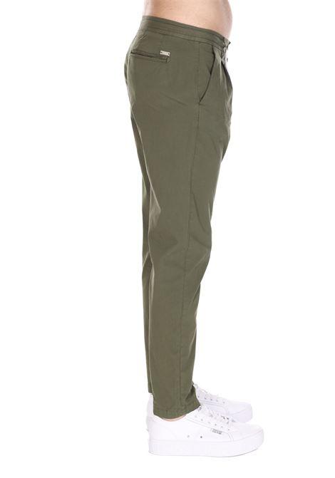 Pantalone Sseinse SSEINSE | Pantaloni | PSE612SSVERDE MILITARE