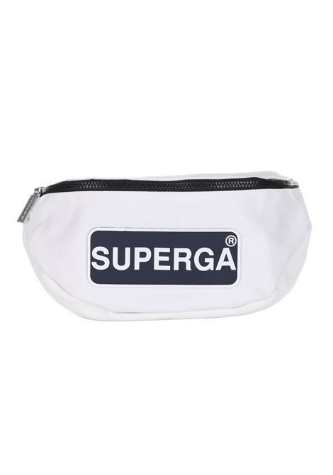 Marsupio Tinta Unita Con Logo Frontale SUPERGA | Marsupi | S111EVW901