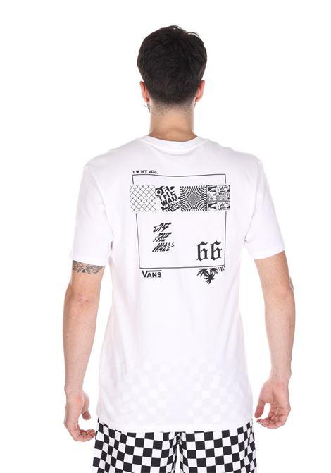 VANS | T-shirt | VN0A49PRWHT1WHT1