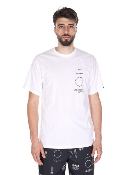 VANS | T-shirt | VN0A49PVWHT1WHT1