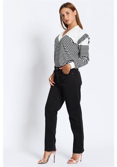 Pantalone vicolo VICOLO | Pantaloni | DK5115NERO