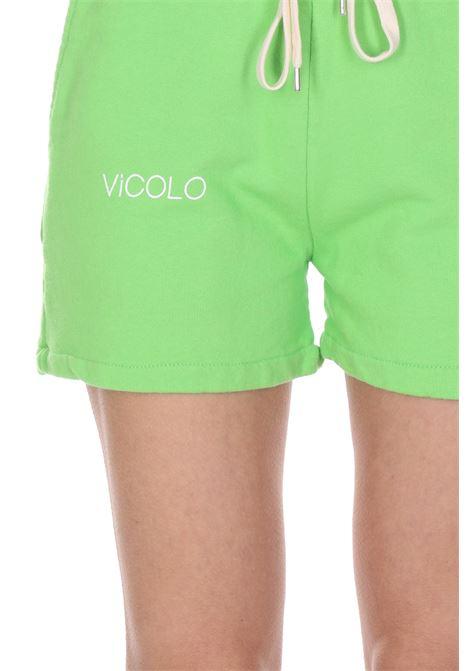 VICOLO | Shorts | RK0439VERDE