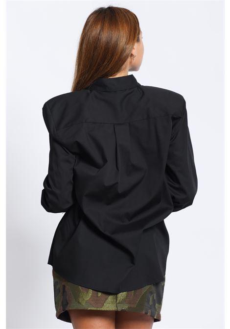 Camicia Con Spalline VICOLO   Camicie   TK0853NERO