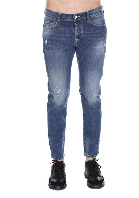 Jeans Slim Ori011swc540 ZERO COSTRUCTION | Jeans | ORI011SWC5404103