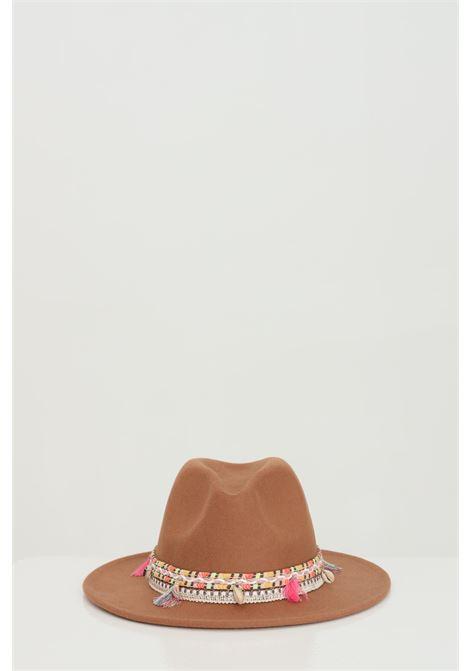 ADDICTED | Hat | HUT INDIANINOKHAKI
