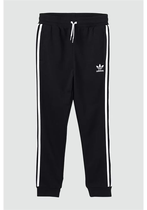 Pantalone 3-stripes con molla in vita ADIDAS | Pantaloni | DV2872.
