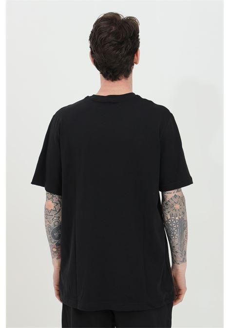 T-shirt girocollo con bande logate ADIDAS | T-shirt | ED6116.