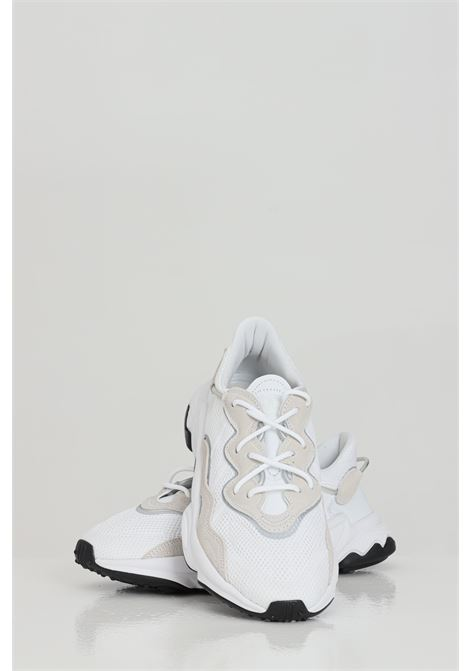 Ozweego sneakers with canvas inserts ADIDAS | Sneakers | EE6464.