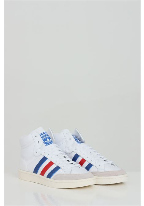 White men's americana hi sneakers boot model adidas ADIDAS | Sneakers | EF2803.