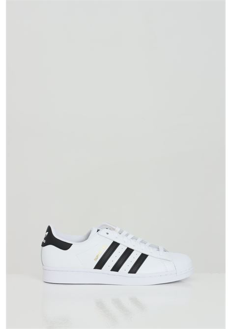 Sneakers Superstar con bande laterali ADIDAS | Sneakers | EG4958.