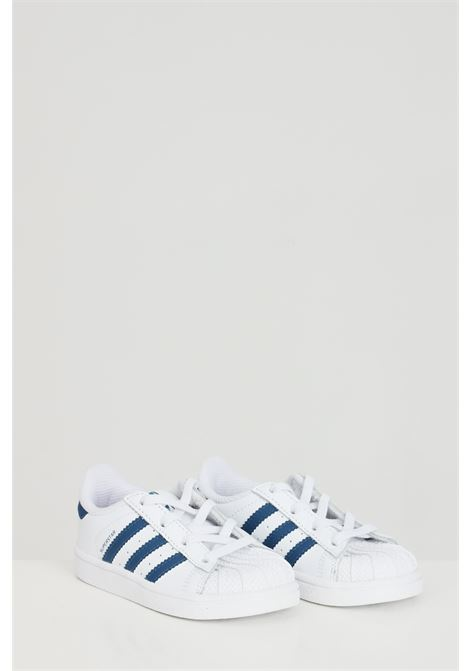 White sneakers, Superstar F34165. Brand: Adidas ADIDAS | Sneakers | F34165UNI