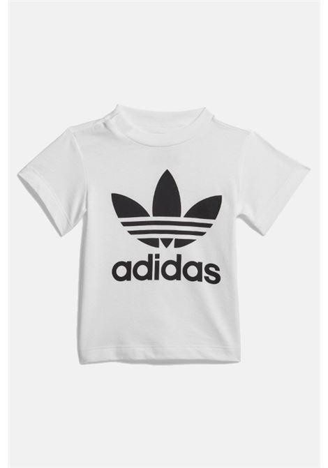 Black white newborn suit adidas ADIDAS | Kit | FI8318.