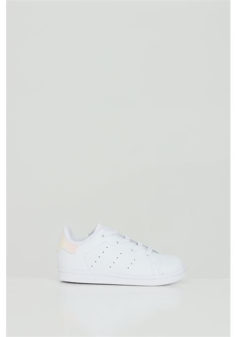 Stan smith el sneakers with glitter in solid colour ADIDAS | Sneakers | FU6675.