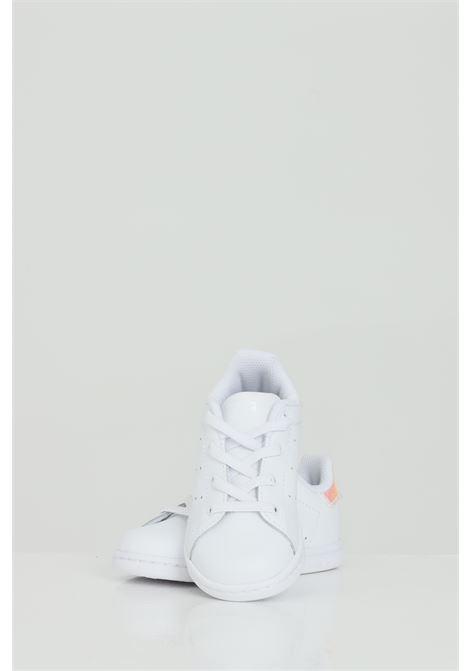 Stan smith el sneakers tinta unita con glitter ADIDAS | Sneakers | FU6675.