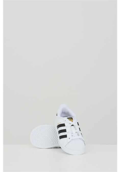 White baby sneakers adidas Superstar ADIDAS | Sneakers | FU7717.